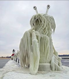 FSM The Flying Spaghetti Monster on the Great Lakes