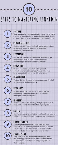 How To Be Found On LinkedIn For Career Opportunities Pinterest
