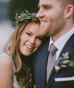 awesome vancouver florist Winter wedding this week! Makes our day to see flowers in action:) beautiful  by: @meghanbustard holy cute couple #olfco #vancouver #vancouverwedding #bride #groom #boutonniere #flowercrown #couple #love by @ourlittleflowercompany  #vancouverflorist #vancouverwedding #vancouverflorist #vancouverwedding #vancouverweddingdosanddonts