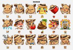 Twitch Streaming Setup, Sims 4 Family, Emoji Images, Sims 4 Game, Game Design, Digital Illustration, Animal Crossing, Fashion Art, Chibi