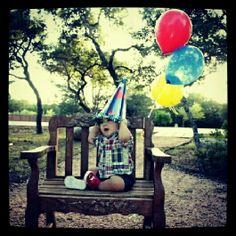 First Birthday c: