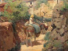Alberto Pla y Rubio (Villanueva de Castellón, Valencia, 1867-Barcelona, 1937).