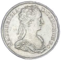Madonnentaler 1742 KB RDR Haus Österreich Maria Theresia 1740 - 1780