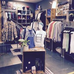 The @junkboxcouture concession looks boss doesn't it? Rent a space at #REX #BoldStreet from as little or as large as you like! #Retail #ConceptStore #shoplocal