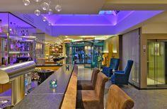 neue Hotelbar und Rezeption - made by Voglauer Hotel Interior