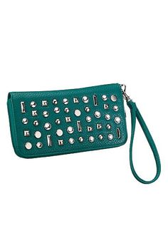 stud and rhinestone wristlet (original price, $18) available at #Maurices