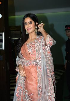 Katrina Kaif At Arpita Khan Home For Ganesh Chaturthi Bollywood Wallpaper VIDEO - INDIA AND THE WORLD IN VIDEOS  (1)  #EDUCRATSWEB