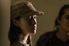 Christian Serratos as Rosita Espinosa - The Walking Dead _ Season 7, Episode 9 - Photo Credit: Gene Page/AMC