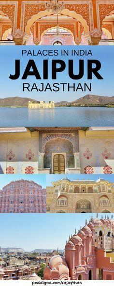 Famous Jaipur Palace
