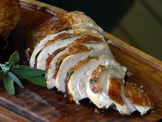 Roast Turkey Breast.