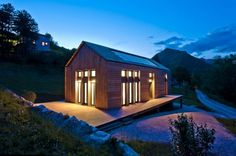 Maison passive en bois, Homelib