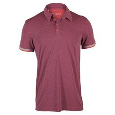 Adidas Clima Chill Polo Red