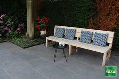 Outdoor Sofa, Outdoor Furniture, Outdoor Decor, Bench, Home Decor, Decoration Home, Room Decor, Home Interior Design, Desk