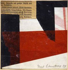 Kurt Schwitters - 1928