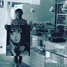 PUGIL-ART  PUGIL Store & Fabric  Villanueva 19, Madrid  www.pugil.es  #bepugil  #pugil #pugilist #pugilstore #villanueva19 #tailored #sastreria #madrid #boxeo #photooftheday  #style #stylish #glam #concepts #beauty #beautiful #tailoredbypugil #cool #menswear #mensfashion #menstyle #style #fashion  #ideas #conceptos #rocky #rockybalboa #art #arte #cuadro #pintura http://butimag.com/ipost/1497471416931491185/?code=BTIFlHbgJ1x