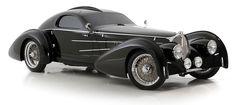 Самые красивые ретро автомобили мира