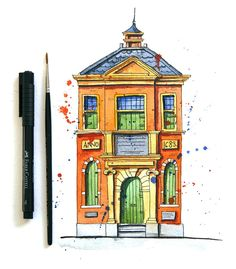 This class is forpeoplewho don't know where to start with urban sketching, for people who are struggling with theirfirst sketches but also for all those who...