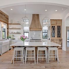kitchen by @oldseagrovehomes