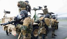 CPA 10 - Paratroopers Commandos N. 10 is a French Air Force SOF unit.   The Airborne Commando Air No. 10 (cpa 10) is a unit of the army of the French Air, attached to the special operations command.