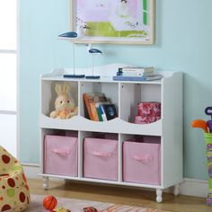 Found it at Wayfair - Cubby Toy Storage