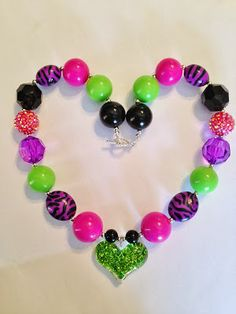 Chunky Necklace . . . by Abbie