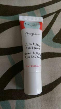 SWAPPED (Kaitlyn Rose) Freeze 24/7 Anti-Aging Eye Serum - BN