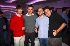 Reunião com os Jovens Empreendedores do Rio de Janeiro no Café Del Mar