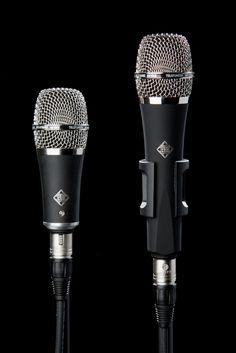TELEFUNKEN M80 Dynamic microphone. www.t-funk.com