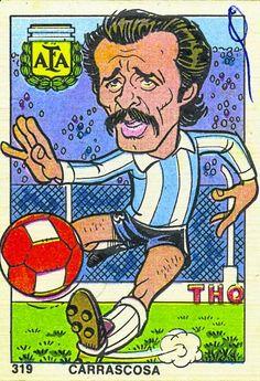 Jorge Carrascosa - Argentina #319