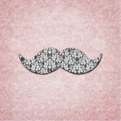 Mustache Wallpaper Cool