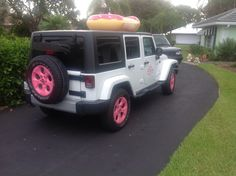 Our jeep!