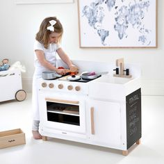 We've rounded up the best toy wooden kitchens for toddlers and preschoolers. Here's seven great toy kitchens you can buy in Australia. Kids Wooden Kitchen, Toddler Kitchen, Kitchen Decor, Ikea Toys, Under Sink Storage, Toddler Preschool, Cubbies, Kids Decor, Colorful Decor