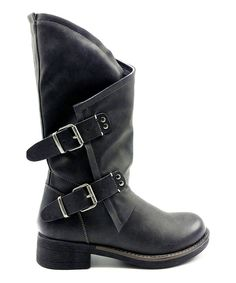 Another great find on #zulily! Coolway Black Alida Boot by Coolway #zulilyfinds