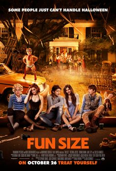 FUN SIZE is in theaters October 26th!