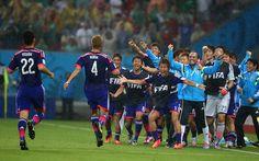 2014 World Cup Photos - Japan vs Ivory Coast