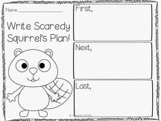 Scardey squirrel on pinterest scaredy squirrel public for Scaredy squirrel coloring pages