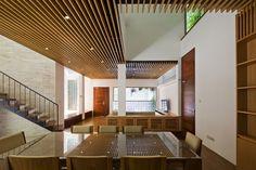 Renovación Verde / Vo Trong Nghia Architects