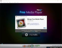 Macgo Windows Free Player 2.16.7   Macgo Windows Free Player--バージョン情報--オールフリーソフト