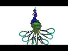 Part 3 Seed Bead Tutorials, Jewelry Making Tutorials, Beaded Earrings Native, Beaded Brooch, Beaded Bracelets Tutorial, Earring Tutorial, Beaded Jewelry Patterns, Beaded Animals, Seed Bead Jewelry