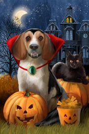 Best Friends Halloween main page