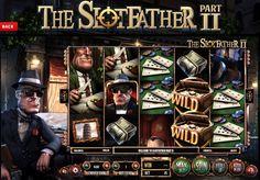 Slot machine- The Slotfather part II Game Design, Ui Design, Mafia, Spin, Las Vegas, Up Auto, Party Poker, Slot Machine Cake, Game Background