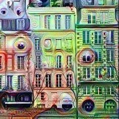 #glitch #architecture #archilovers #modern #culture #aesthetic #design #geometry #dreamify #dreaming #deepdream #trippyart #googledream #trippy #computerdream by paris_glitched