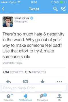 Nash got that inspiration flow going on.