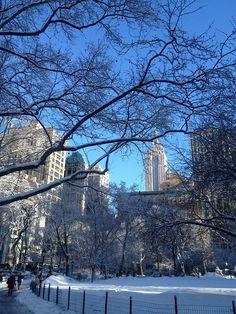 NYC on Valentine's Day 2014