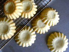 Sandbakkels--a Norwegian Christmas Cookie--Step by Step