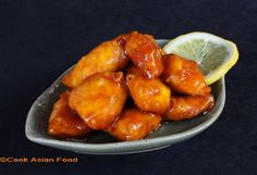 Lemon Chinese Chicken is coated in batter and deep fried, unlike other Lemon Chicken recipes which are baked in an oven. Our Lemon Chinese Chicken has a lemon sauce which is a Cantonese creation. ** Click link below for the recipe ** http://www.cookasianfood.com/chinese-recipes/lemon-chinese-chicken/