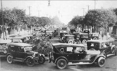 Avenida Paulista, 1928  Antigo e Belo
