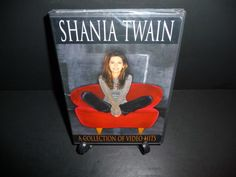Shania Twain A Collection Of Video Hits (Dvd, 2002 Country Music  New Sealed OOP
