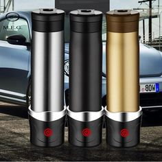 Cheap cups version, Buy Quality tumbler single directly from China cups dance Suppliers: New fashion Car Electric Heating Cup Mug Cup Men hand Car heating Glass Black Gold Silver Calix Trophy Tumbler USB Gadgets Office Gadgets, Usb Gadgets, Gadgets Online, Latest Gadgets, Male Hands, Electric Cars, Mug Cup, Black Gold, Tumbler