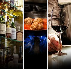 Craft And Vine - great for date night or a night out with friends in #AugustaGa! Make sure you try a hand crafted cocktail.